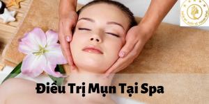 Quy Trinh Dieu TrI Mun Chuan Spa Tham My Quoc Te Thanh Hang