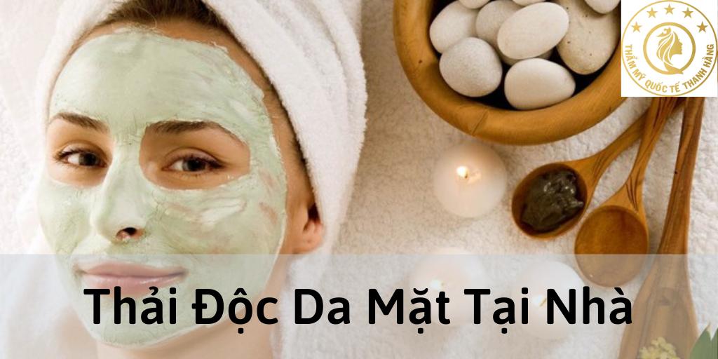 4 Cach Thai Doc Da Mat Tai Nha-Bi Kip Cho Lan Da Tre Dep