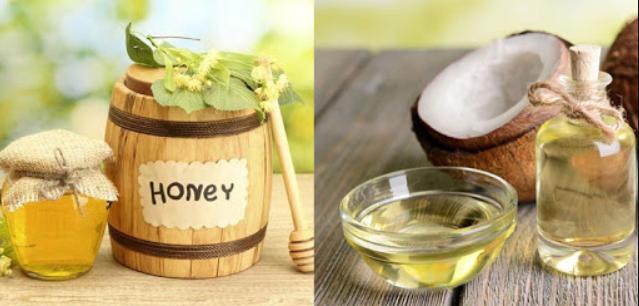 Trị nám bằng dầu dừa và mật ong